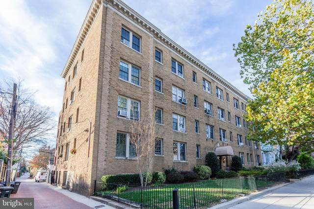3314 Mount Pleasant Street NW #37, WASHINGTON, DC 20010 (#DCDC497922) :: Better Homes Realty Signature Properties
