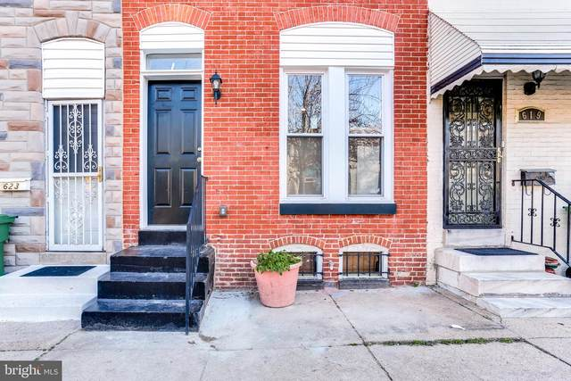 621 N Montford Avenue, BALTIMORE, MD 21205 (#MDBA532280) :: V Sells & Associates | Compass