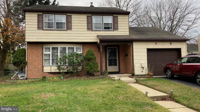 406 E Franklin Avenue, BEVERLY, NJ 08010 (MLS #NJBL387228) :: Jersey Coastal Realty Group