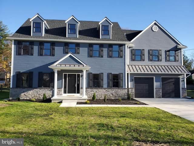 138 W Maple Avenue, MOORESTOWN, NJ 08057 (#NJBL387234) :: Bob Lucido Team of Keller Williams Integrity