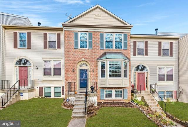 23 Drumcastle Court, GERMANTOWN, MD 20876 (#MDMC735816) :: Integrity Home Team