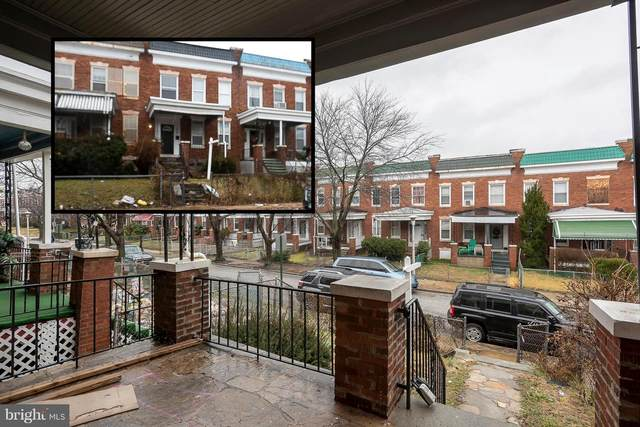 306 Lyndhurst Street, BALTIMORE, MD 21229 (#MDBA532316) :: AJ Team Realty