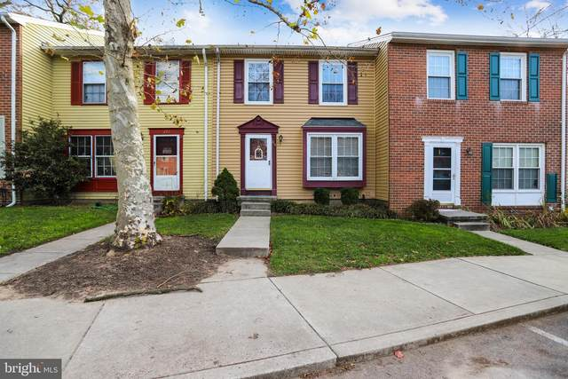 214 Michele Circle, MILLERSVILLE, MD 21108 (#MDAA453478) :: Peter Knapp Realty Group