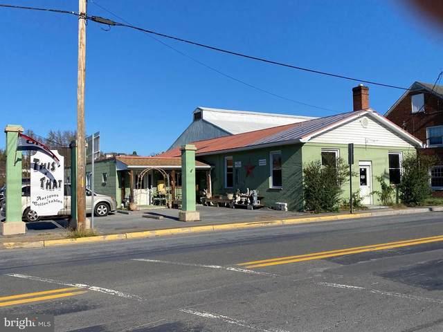 365 E King Street, STRASBURG, VA 22657 (#VASH120966) :: Crossman & Co. Real Estate