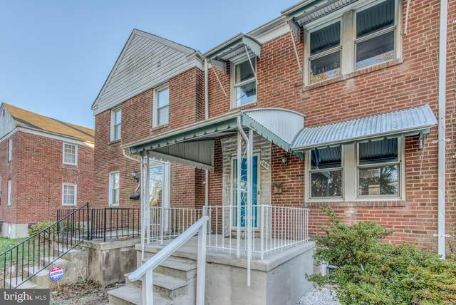 1643 Northwick Road, BALTIMORE, MD 21218 (#MDBA532328) :: The Sky Group