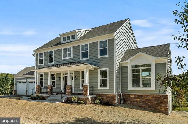 8123 Woodville Road, MOUNT AIRY, MD 21771 (#MDFR274394) :: The Redux Group