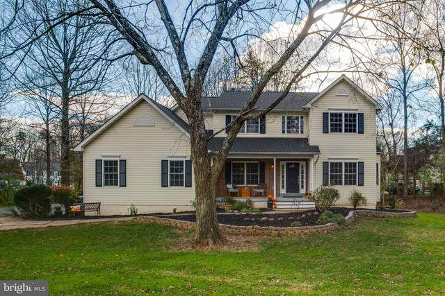 5231 Swain Drive, WARRENTON, VA 20187 (#VAFQ168252) :: Bob Lucido Team of Keller Williams Integrity