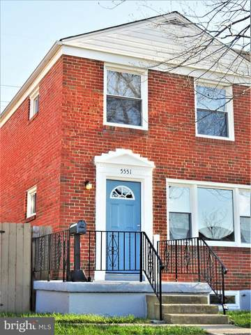 5551 Whitby Road, BALTIMORE, MD 21206 (#MDBA532332) :: The Miller Team