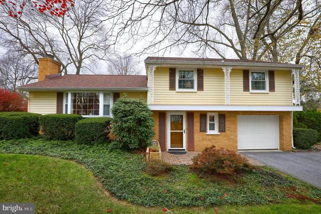 831 Darby Lane, LANCASTER, PA 17601 (#PALA174066) :: John Smith Real Estate Group