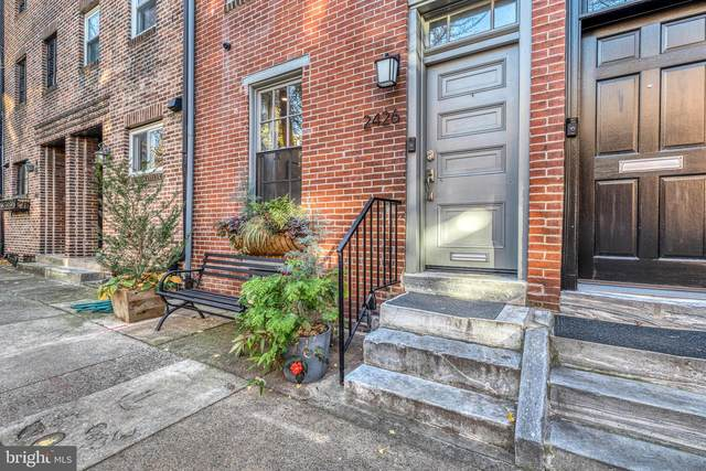 2426 Pine Street, PHILADELPHIA, PA 19103 (#PAPH965244) :: The Toll Group
