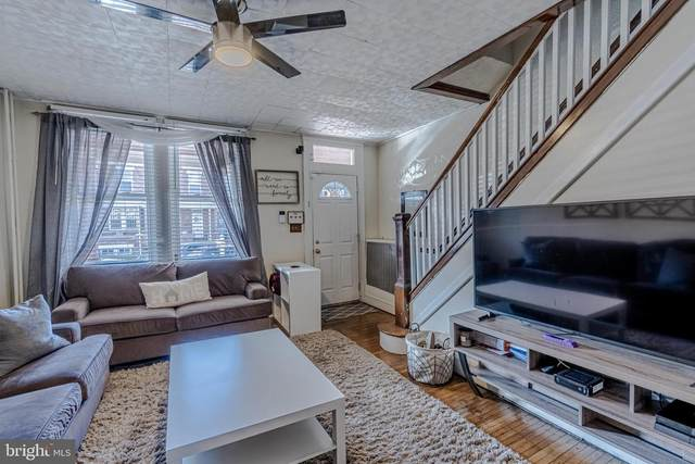 3334 Dudley Avenue, BALTIMORE, MD 21213 (#MDBA532346) :: The Sky Group