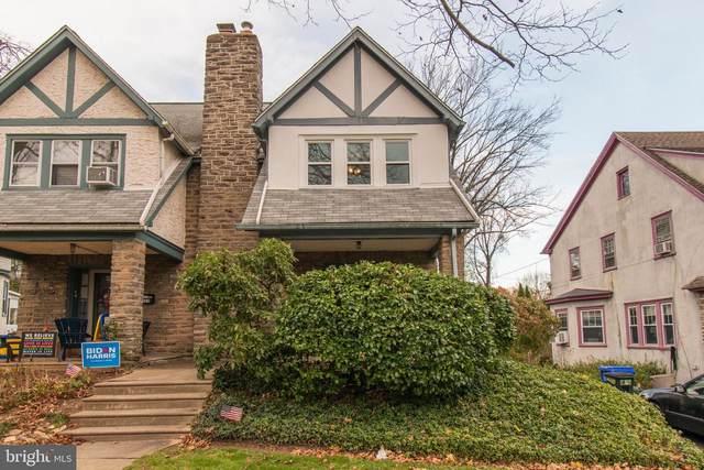 821 Elkins Avenue, ELKINS PARK, PA 19027 (#PAMC676656) :: The John Kriza Team