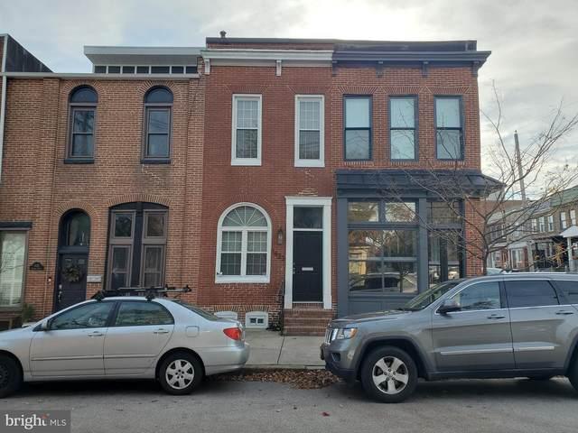 1423 Beason Street, BALTIMORE, MD 21230 (#MDBA532350) :: Better Homes Realty Signature Properties