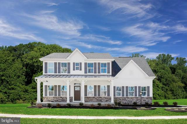 9516 Song Sparrow Circle, DELMAR, MD 21875 (#MDWC110742) :: The Allison Stine Team