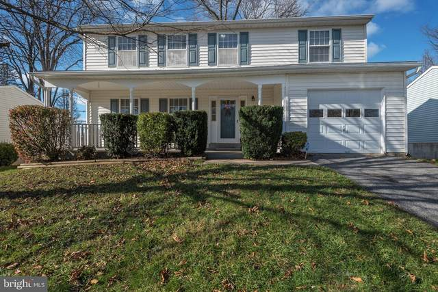 10 Beth Court, OWINGS MILLS, MD 21117 (#MDBC513720) :: The Sky Group