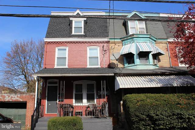 145 E Liberty Street, LANCASTER, PA 17602 (#PALA174088) :: The Craig Hartranft Team, Berkshire Hathaway Homesale Realty