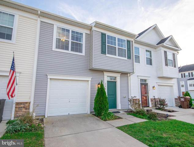 296 Garrison Way, FRUITLAND, MD 21826 (#MDWC110748) :: The Miller Team