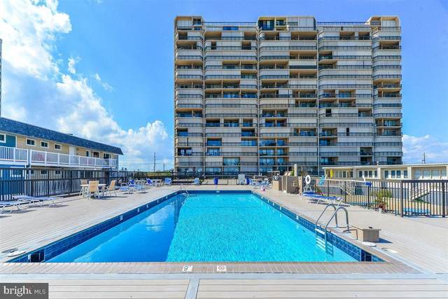 11604 Coastal Highway #1707, OCEAN CITY, MD 21842 (#MDWO118548) :: Ultimate Selling Team