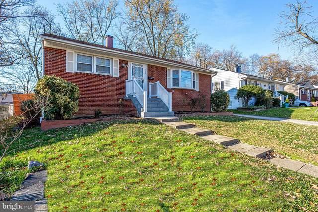 1147 12TH Street, LAUREL, MD 20707 (#MDPG589438) :: Dart Homes