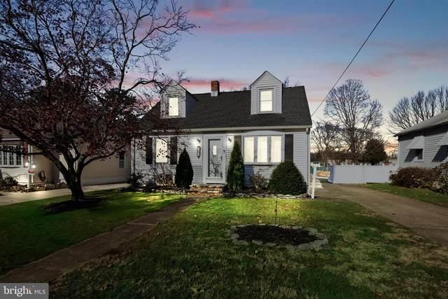 124 Sherwood Avenue, HAMILTON, NJ 08619 (#NJME305202) :: Sail Lake Realty