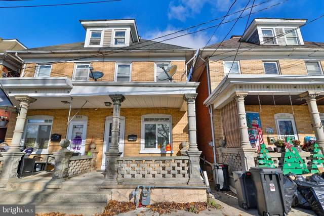 1211 Spring Garden Street, EASTON, PA 18042 (#PANH107420) :: Better Homes Realty Signature Properties