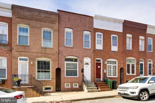 816 S Rose Street, BALTIMORE, MD 21224 (#MDBA532374) :: The Sky Group