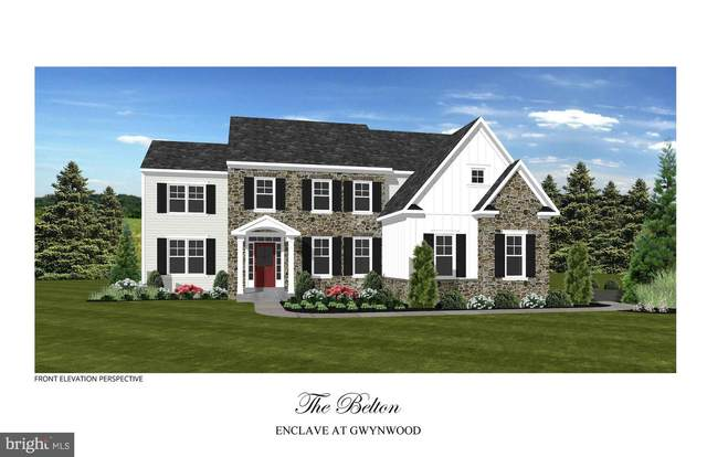 Lot 3b-609 W Prospect Avenue, NORTH WALES, PA 19454 (#PAMC676732) :: The Mike Coleman Team