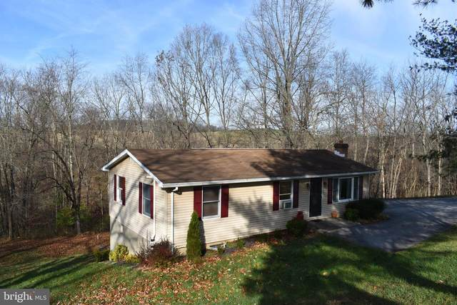 8410 Dollyhyde Road, UNION BRIDGE, MD 21791 (#MDFR274418) :: Ultimate Selling Team