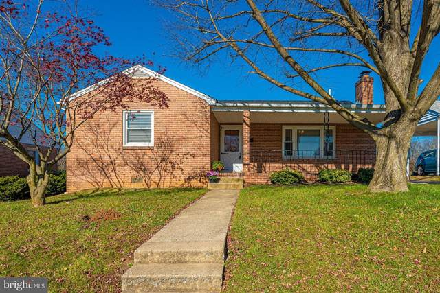 417 Delaware Road, FREDERICK, MD 21701 (#MDFR274420) :: Charis Realty Group