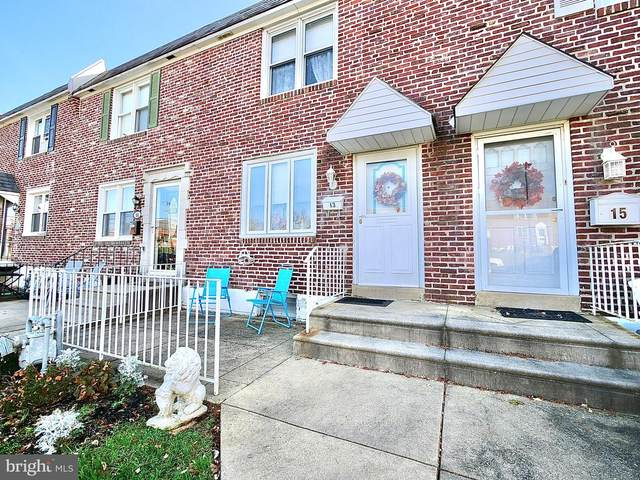 13 Stratford Road, GLENOLDEN, PA 19036 (#PADE535632) :: The Lux Living Group