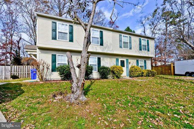 4805 Underwood Court, WALDORF, MD 20602 (#MDCH219664) :: The Sky Group