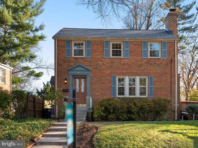416 Deerfield Avenue, SILVER SPRING, MD 20910 (#MDMC735902) :: Pearson Smith Realty