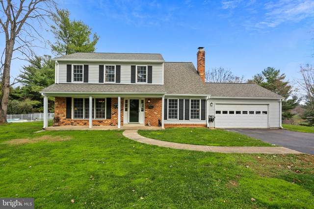 2237 Regina Drive, CLARKSBURG, MD 20871 (#MDFR274424) :: Murray & Co. Real Estate