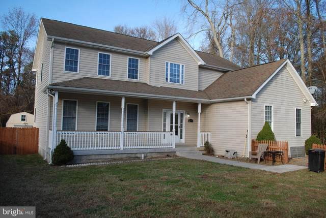 279 Clearview Drive, COLONIAL BEACH, VA 22443 (#VAWE117552) :: Arlington Realty, Inc.