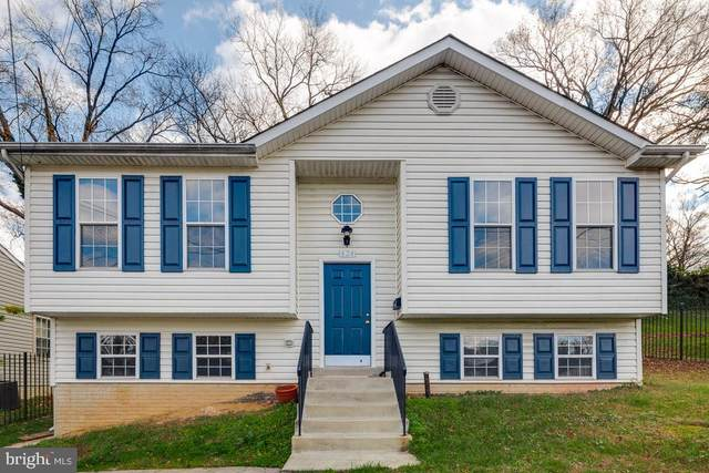624 Opus Avenue, CAPITOL HEIGHTS, MD 20743 (#MDPG589472) :: Gail Nyman Group