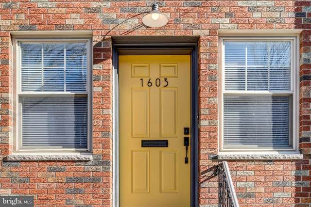 1603 S Newkirk Street, PHILADELPHIA, PA 19145 (#PAPH965524) :: Nexthome Force Realty Partners