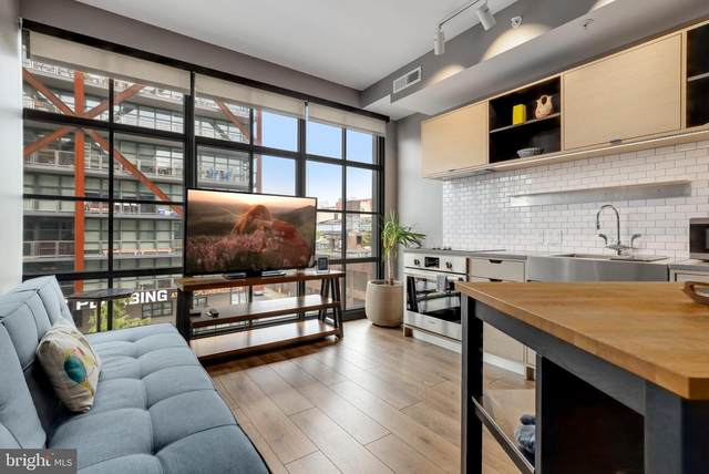 2030 8TH Street NW #406, WASHINGTON, DC 20001 (#DCDC498110) :: ExecuHome Realty
