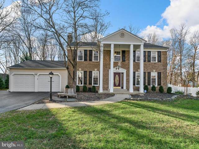 16612 George Washington Drive, ROCKVILLE, MD 20853 (#MDMC735944) :: Murray & Co. Real Estate