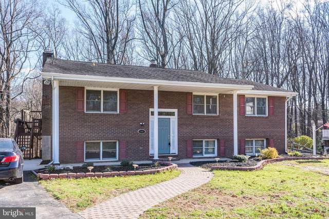 5503 Strawbridge Terrace, ELDERSBURG, MD 21784 (#MDCR201292) :: ExecuHome Realty