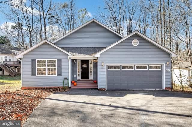 4603 Lakeview Parkway, LOCUST GROVE, VA 22508 (#VAOR138018) :: Gail Nyman Group
