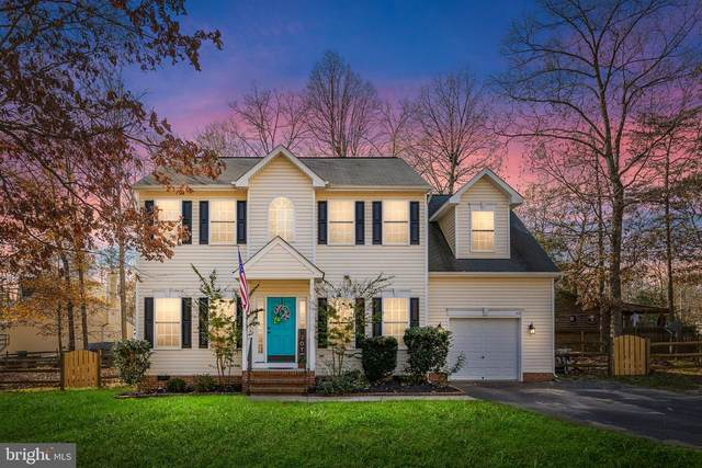 432 Durham Drive, RUTHER GLEN, VA 22546 (#VACV123252) :: The Maryland Group of Long & Foster Real Estate