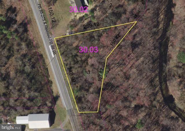 0 Long Branch Road Lot #3, GREENWOOD, DE 19950 (#DESU173570) :: LoCoMusings