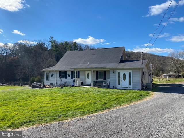 2084 Double Cribbs Road, BURLINGTON, WV 26710 (#WVMI111566) :: Great Falls Great Homes