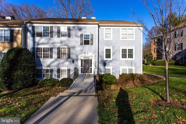 20237 Shipley Terrace 202-4C, GERMANTOWN, MD 20874 (#MDMC735964) :: Murray & Co. Real Estate