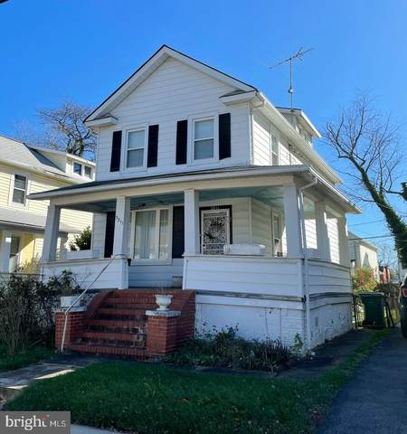 3311 W Rogers Avenue, BALTIMORE, MD 21215 (#MDBA532432) :: Great Falls Great Homes