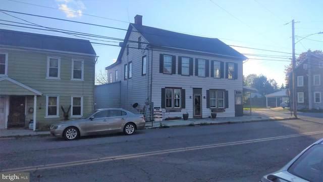 116 Main Street, WOMELSDORF, PA 19567 (#PABK370716) :: LoCoMusings