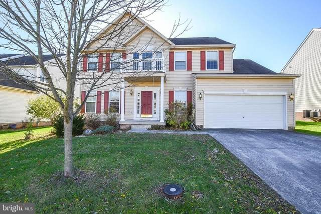 113 Rubens Circle, MARTINSBURG, WV 25403 (#WVBE182108) :: The Piano Home Group