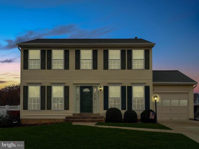 14134 Rockinghorse Drive, WOODBRIDGE, VA 22193 (#VAPW510396) :: Advon Group