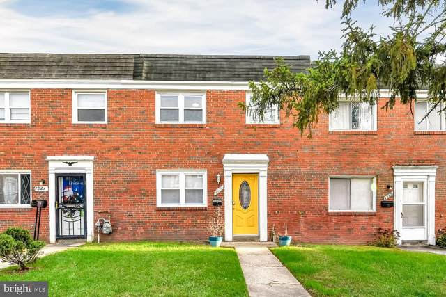 4819 Bowland Avenue, BALTIMORE, MD 21206 (#MDBA532438) :: The Miller Team