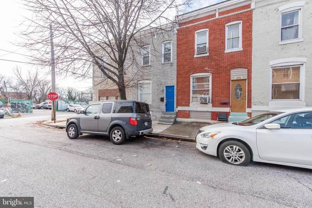 2602 Hampden Avenue, BALTIMORE, MD 21211 (#MDBA532440) :: Bruce & Tanya and Associates